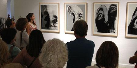 Vistas Museos y Exposiciones Arte Contemporaneo