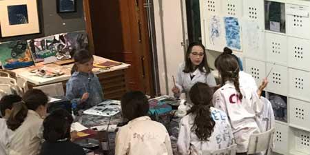Curso Dibujo y Pintura para niños