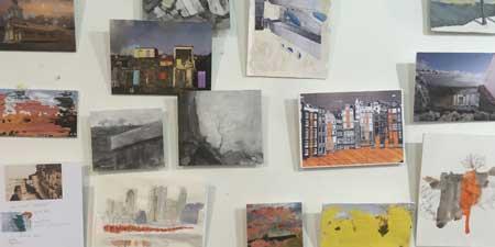 Exposiciones en (M)ARTE