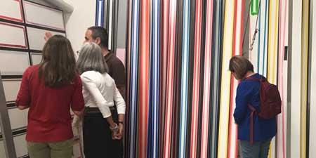 Visitas a Talleres de Artistas