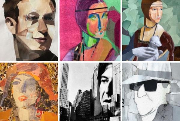 Taller Pintura retrato de Vanguardia